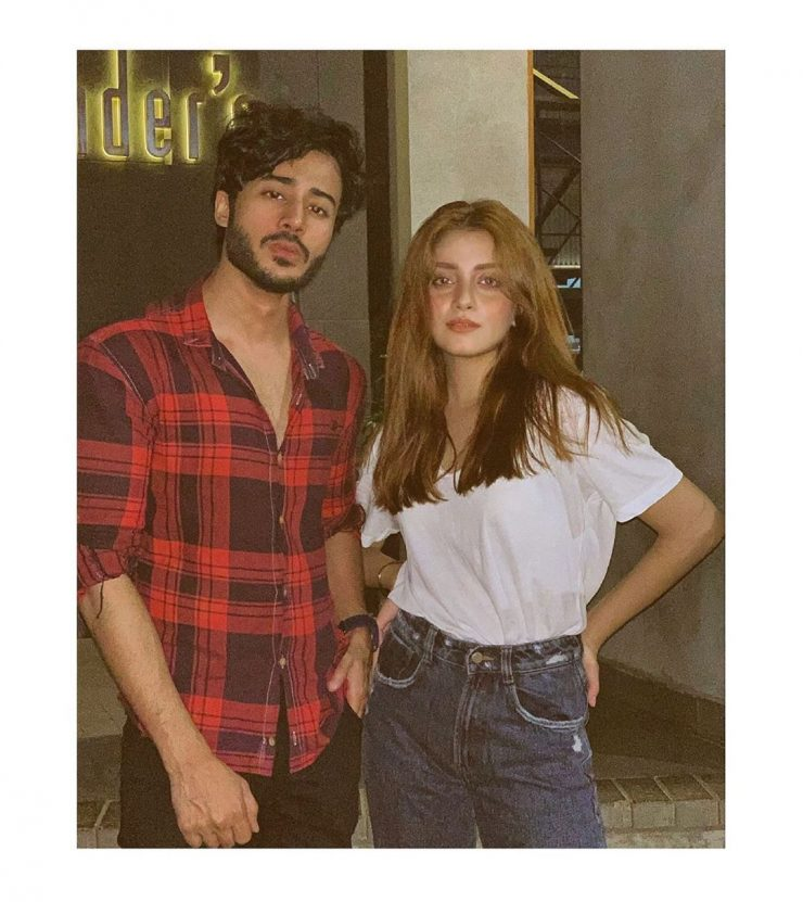Noaman Sami Reacts On Breakup Rumour With Alizeh Shah
