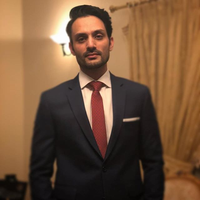 Osama Tahir Talks About Pressure On Male Actors To Look Good