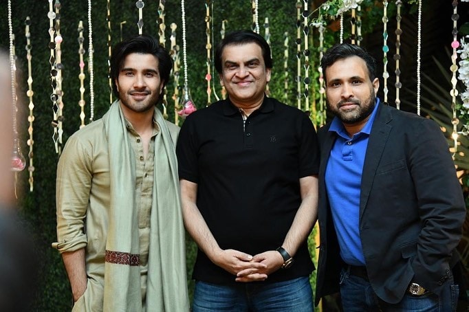 Pictures From The Sets Of Khuda Aur Mohabbat Season 3