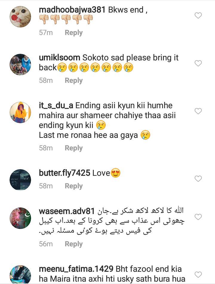 Public Reaction On Last Episode Of Mera Dil Mera Dushman 1