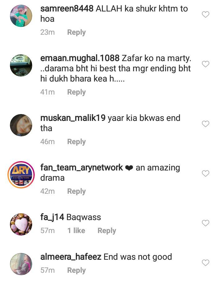 Public Reaction On Last Episode Of Mera Dil Mera Dushman 2