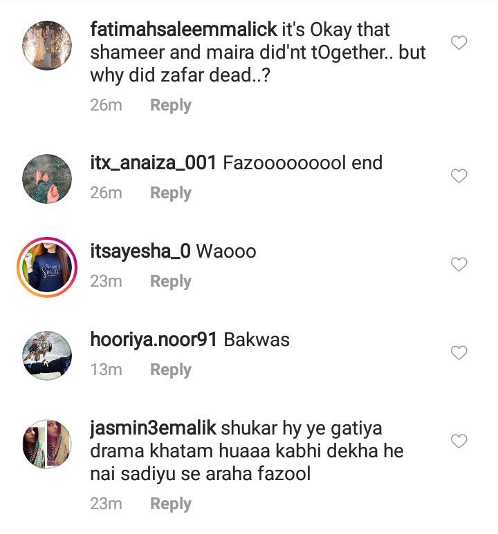 Public Reaction On Last Episode Of Mera Dil Mera Dushman 3