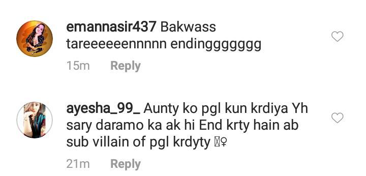 Public Reaction On Last Episode Of Mera Dil Mera Dushman 6
