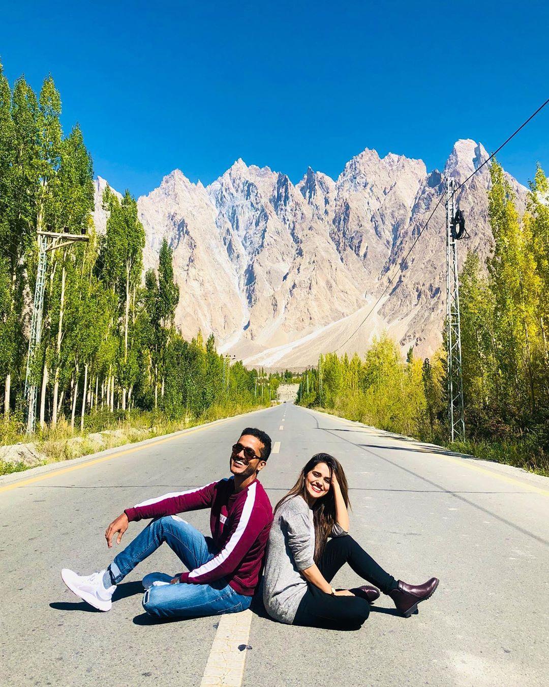 Rabya Kulsoom Beautiful Clicks from Her Trip to Hunza Valley