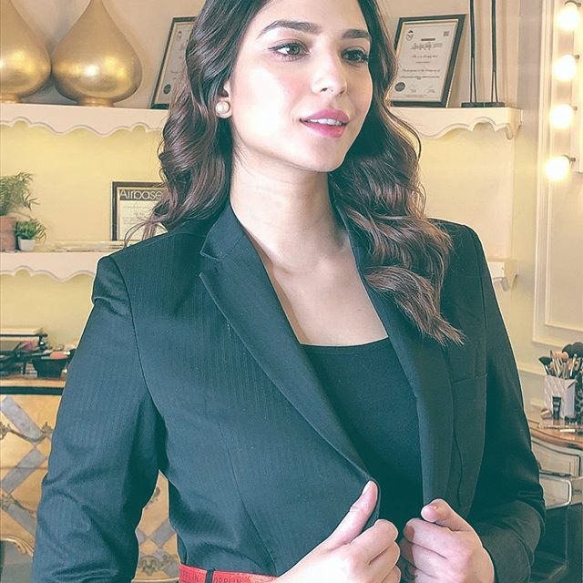 Ramsha Khan Expressed Desire To Work With Her Favorite Actor