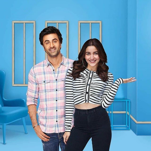 Ranbir Kapoor, Alia Bhatt's Fun Dance On Nazia Hassan's Song