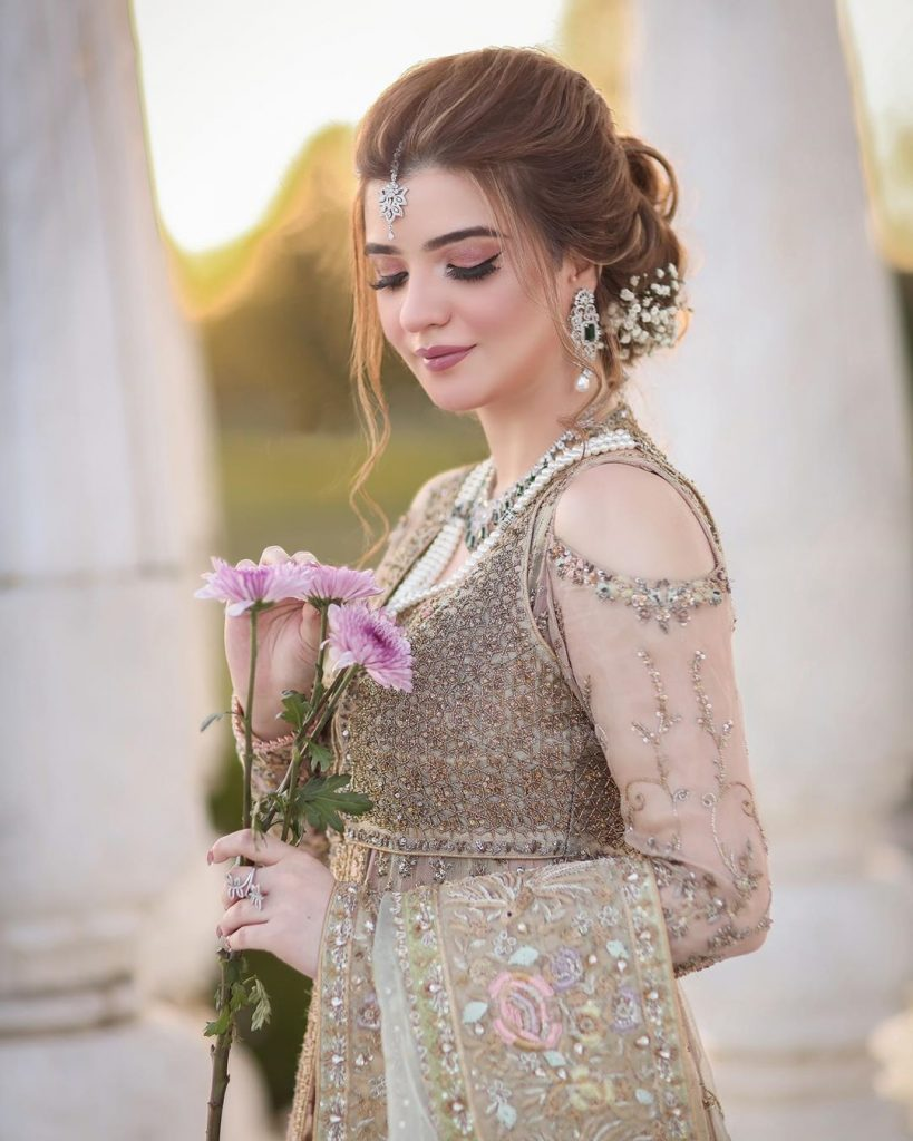 Rea Rana Looks Ethereal In Bridal Makeover