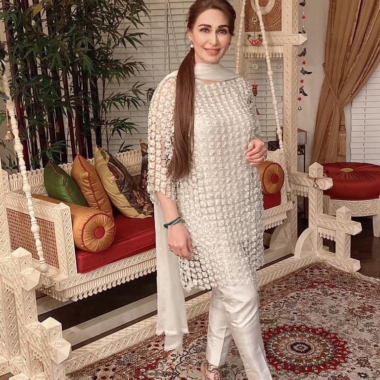 Recent Pictures Of Reema Khan From USA