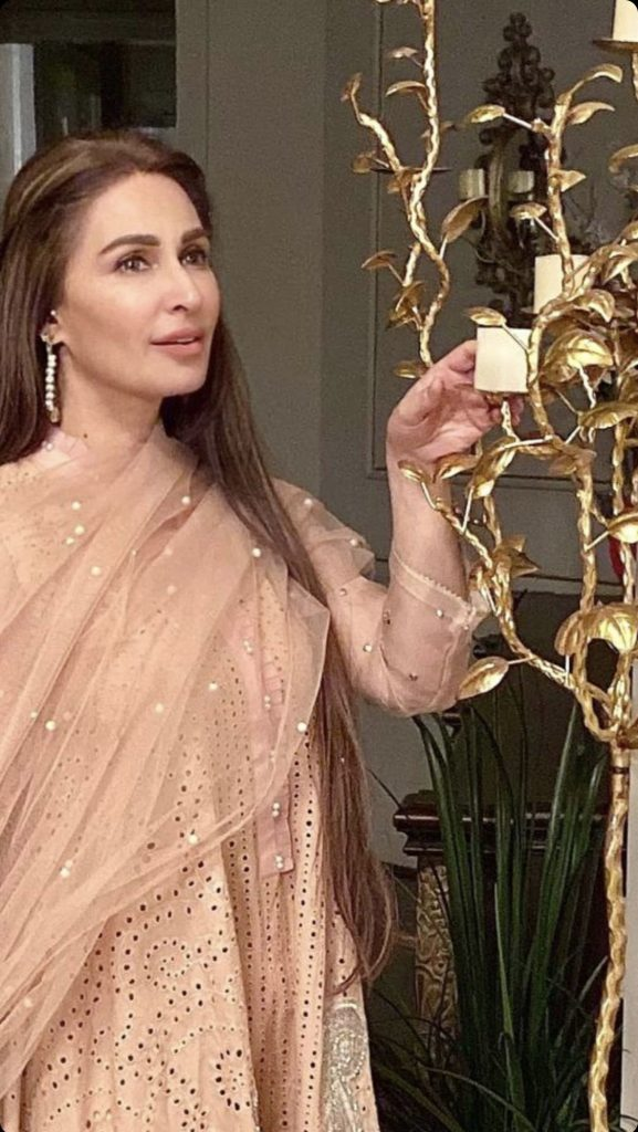 Reema Khan Looks Elegantly Beautiful In Latest Pictures