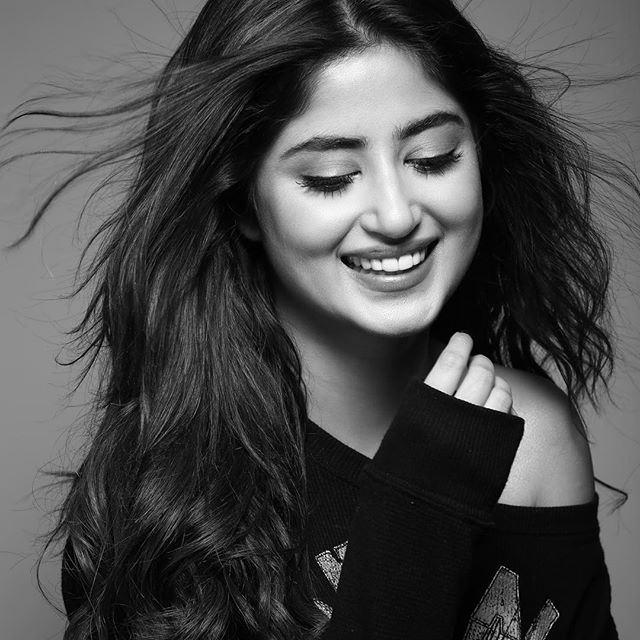 Sajal Aly Wows Us With Her Latest Pictures
