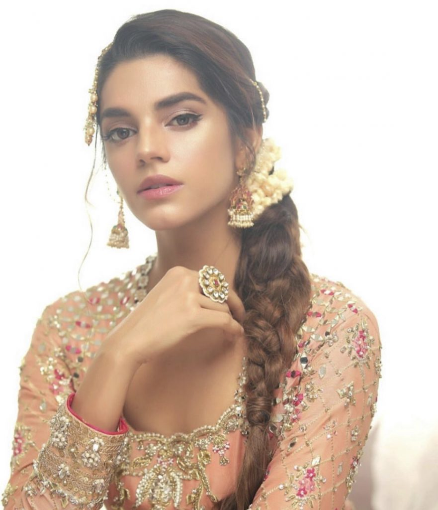 Sanam Saeed Latest Pictures From Her Instagram