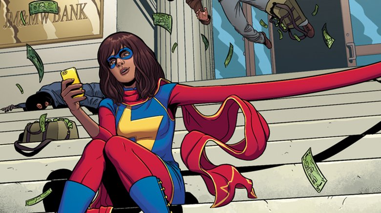 Sharmeen Obaid Is Going To Co Direct Ms Marvel 41