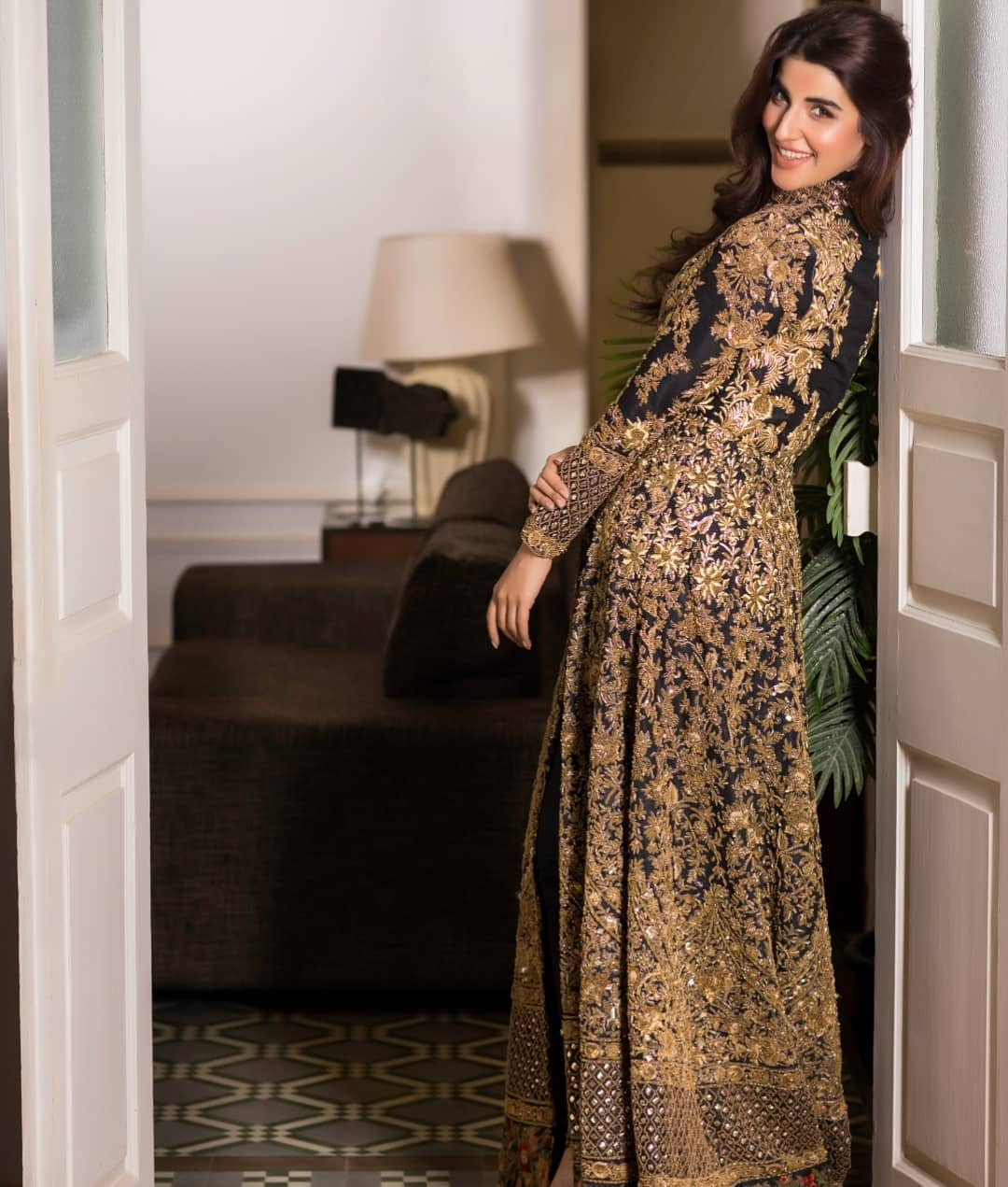 Stunning Hareem Farooq In Bridal Dress By HSY 6