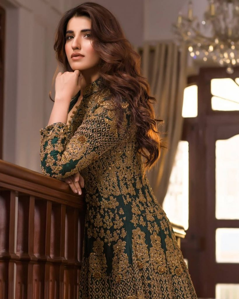 Hareem Farooq Sparkles In A Beautiful Sequence Outfit