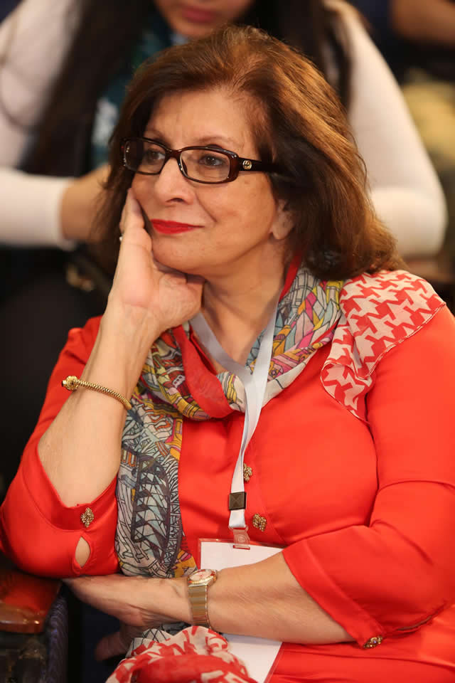 Sultana Siddiqui Shares Her Vision For The Betterment Of Media Industry