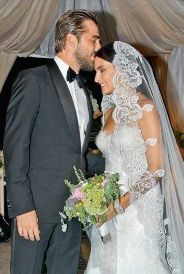Throwback Video From Engin Altan and Neslisah's Wedding