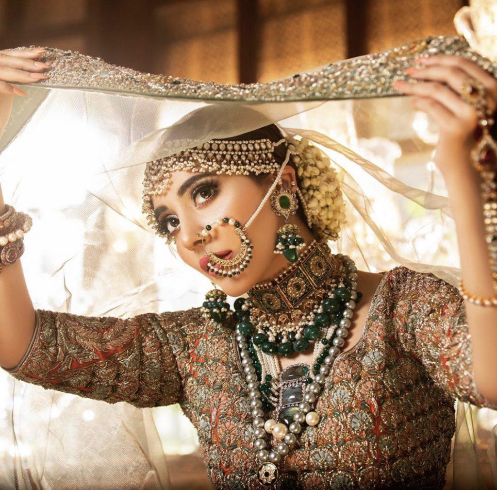 Urwa Hocane Latest Bridal Photoshoot Is Amazing