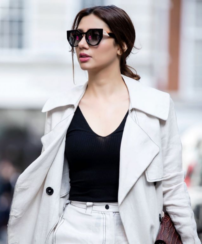 Mahira Khan Trying New Adventures For Her Upcoming Film