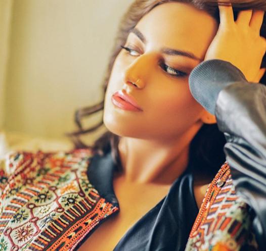Anzela Abbasi Looks Ravishing In Her Latest Shoot