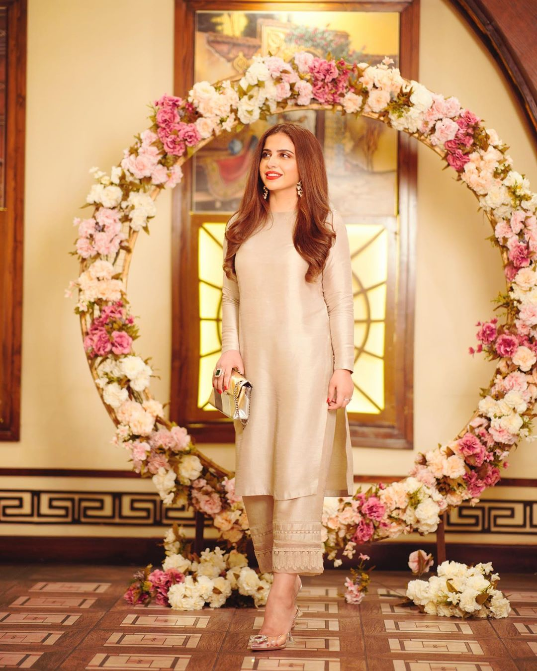 Cricketer Muhammad Amir Daughter's Birthday Pictures