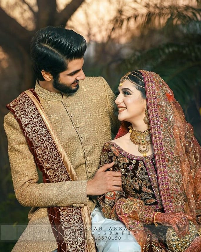 Abdullah Qureshi Welcomes His First Child In The World
