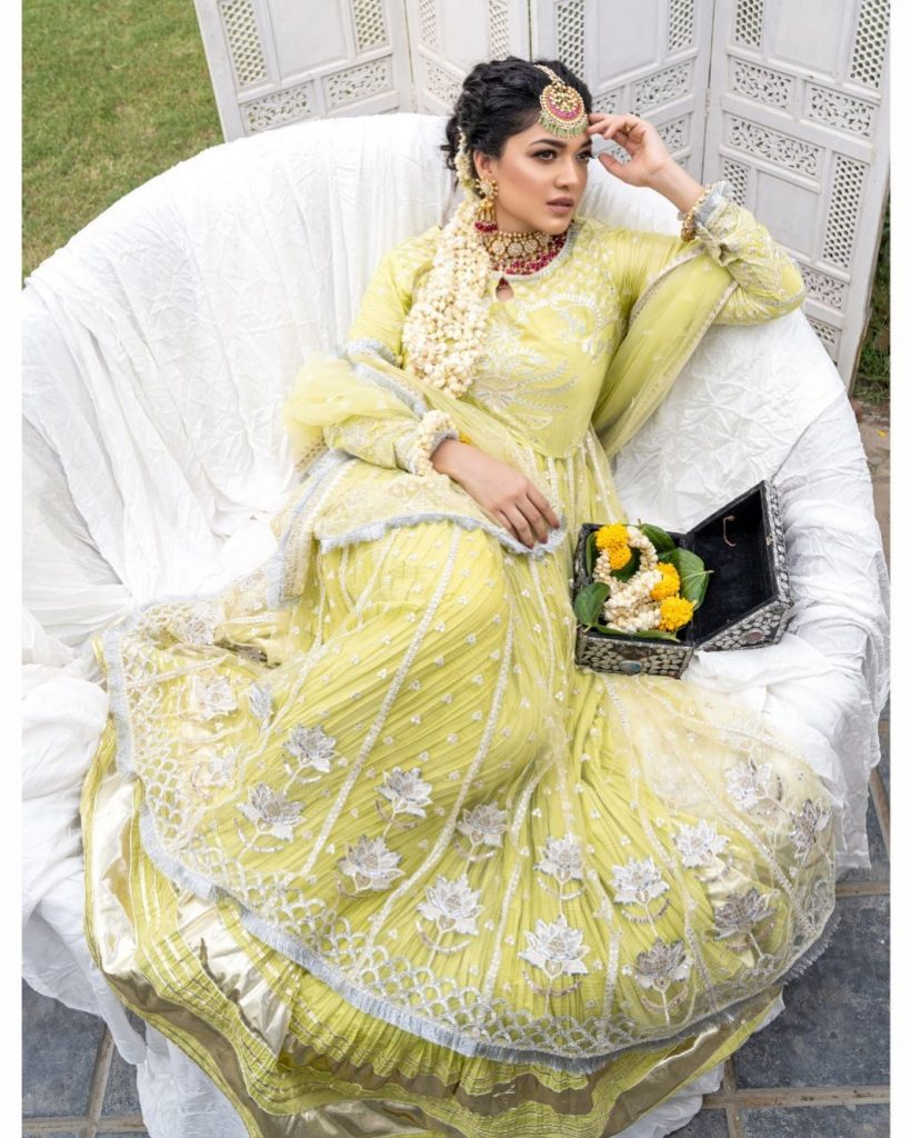 Sanam Jung Looked Drop Dead Gorgeous In Her Latest Shoot