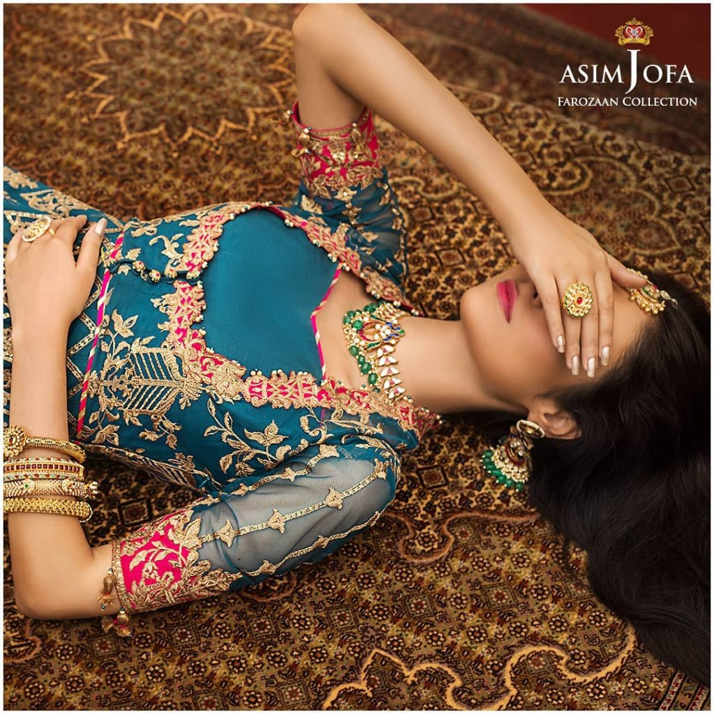 Pakistani Top Actresses Featured In Upcoming Collection By Asim Jofa
