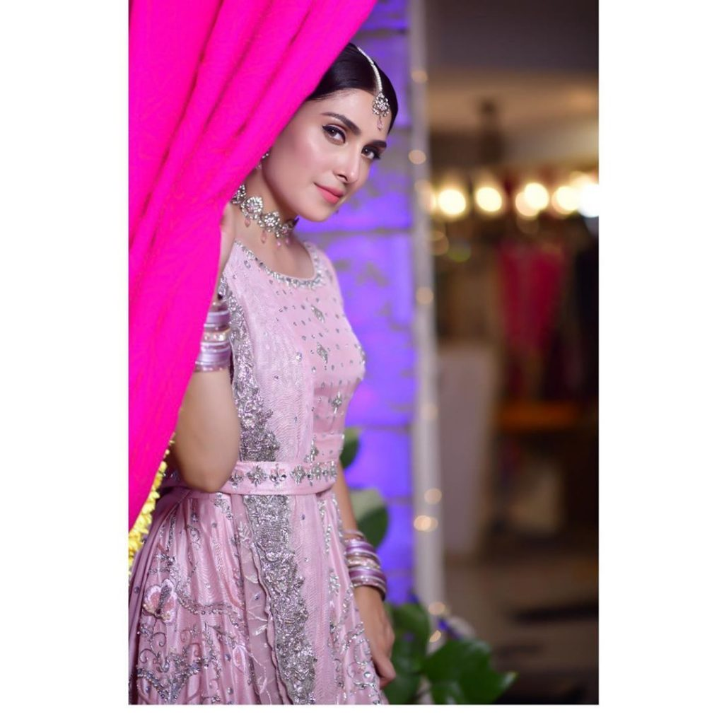 Elegant Jewelry Collection of Ayeza Khan That Is Just Amazing