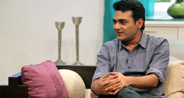 Video Clip Of Azfar Ali's First Television Appearance