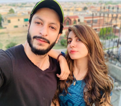 Sadia Faisal Wishes Her Brother A Very Happy Birthday