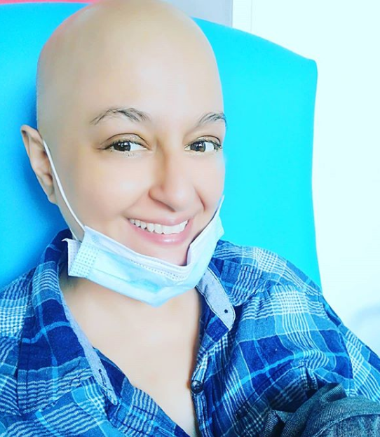 Nadia Jamil Fighting The Battle Against Cancer