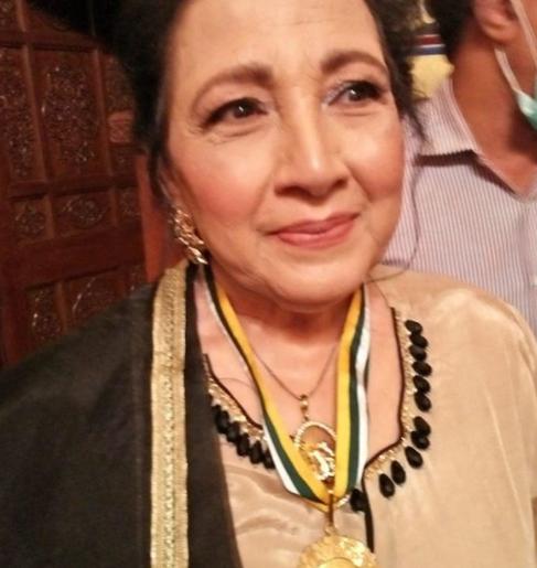 Deeba Rizvi Received Pride Of Performance Award