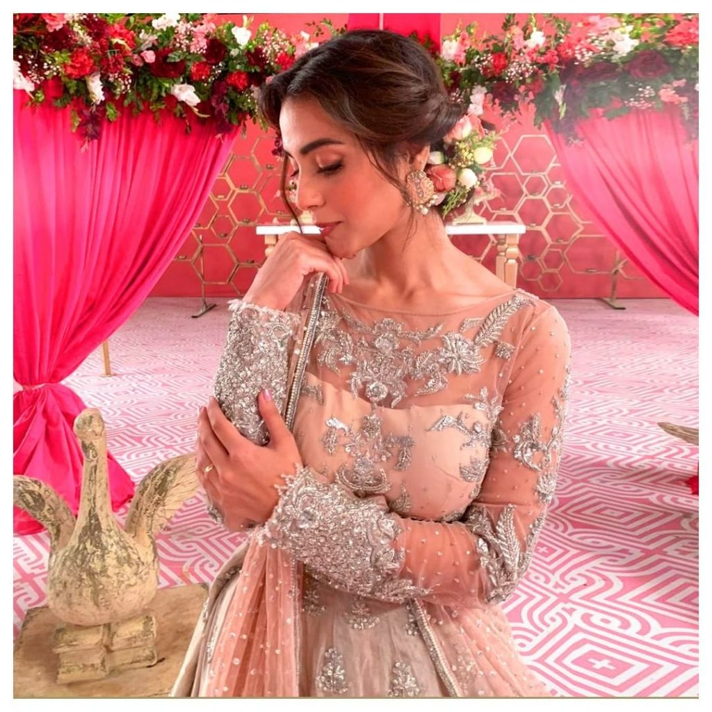 Iqra Aziz Stuns In Her Latest Shoot For Faiza Saqlain