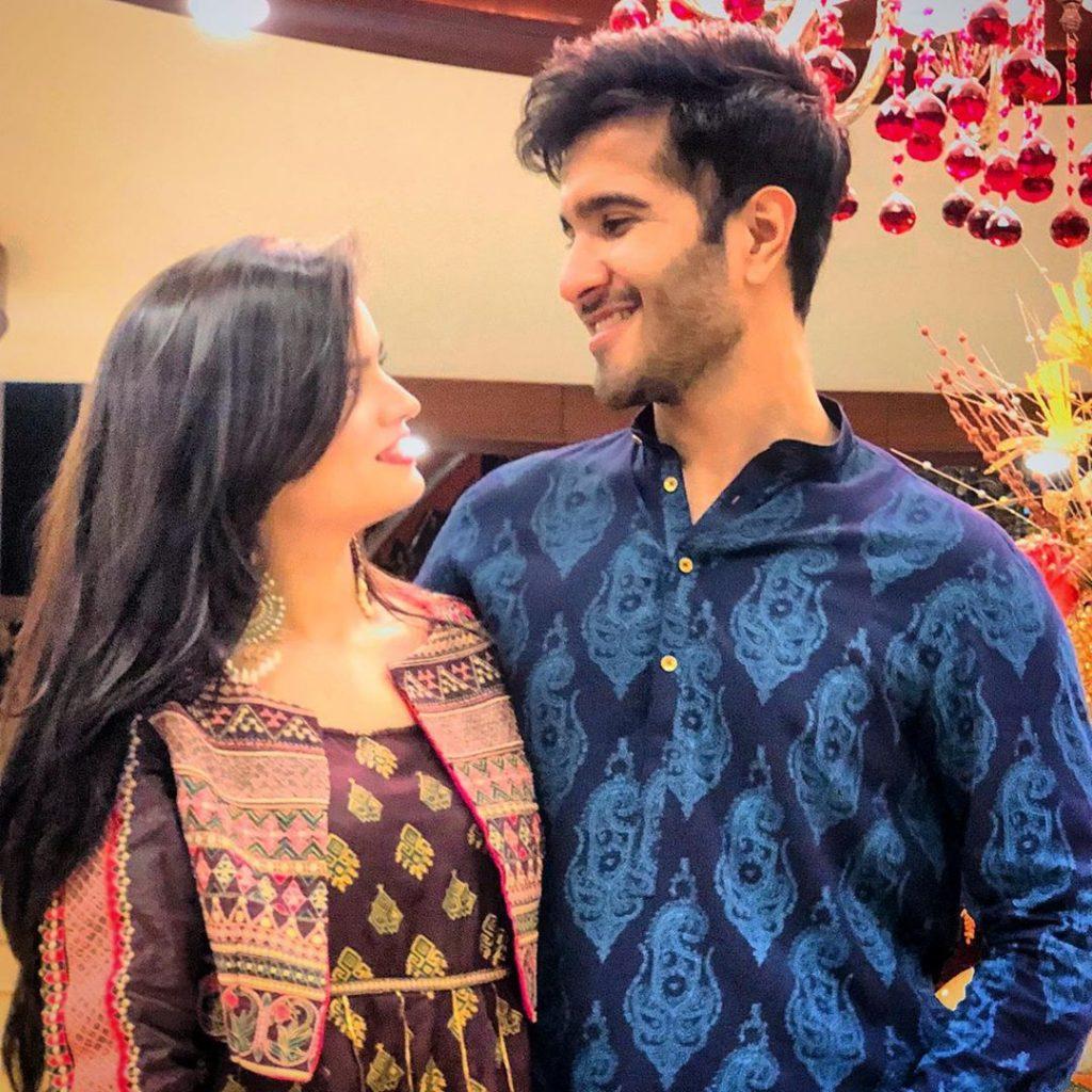 Is Hania Aamir The Reason Behind Feroze And Alizey Split