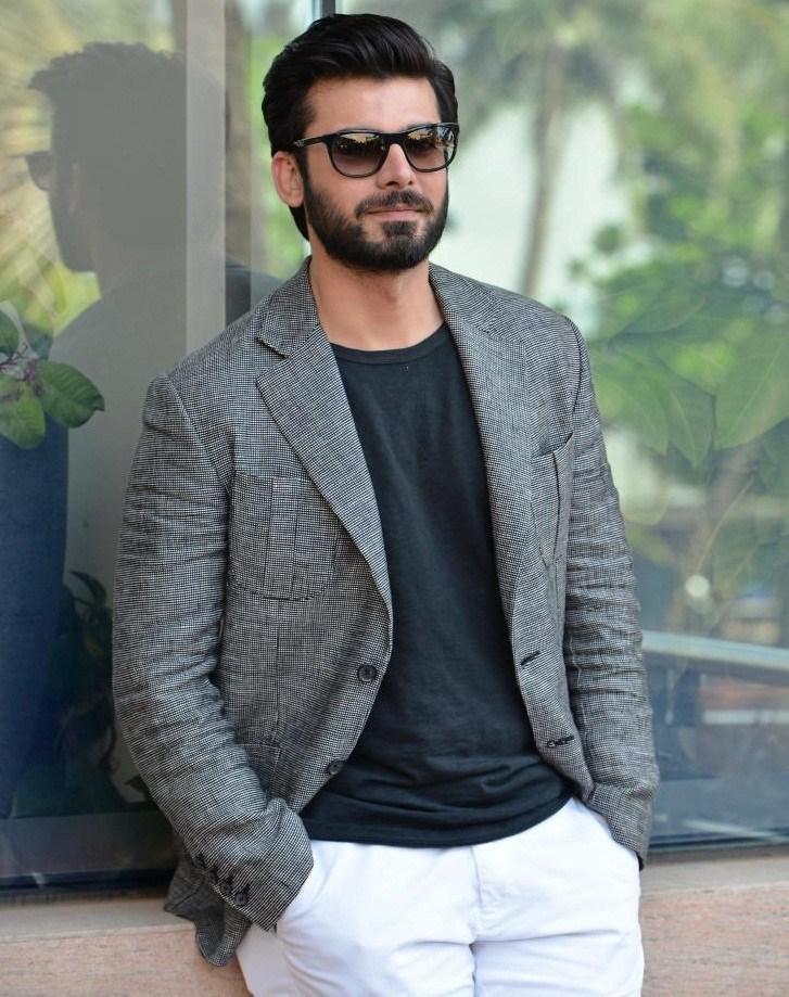 Current Interview Starring Fawad Khan