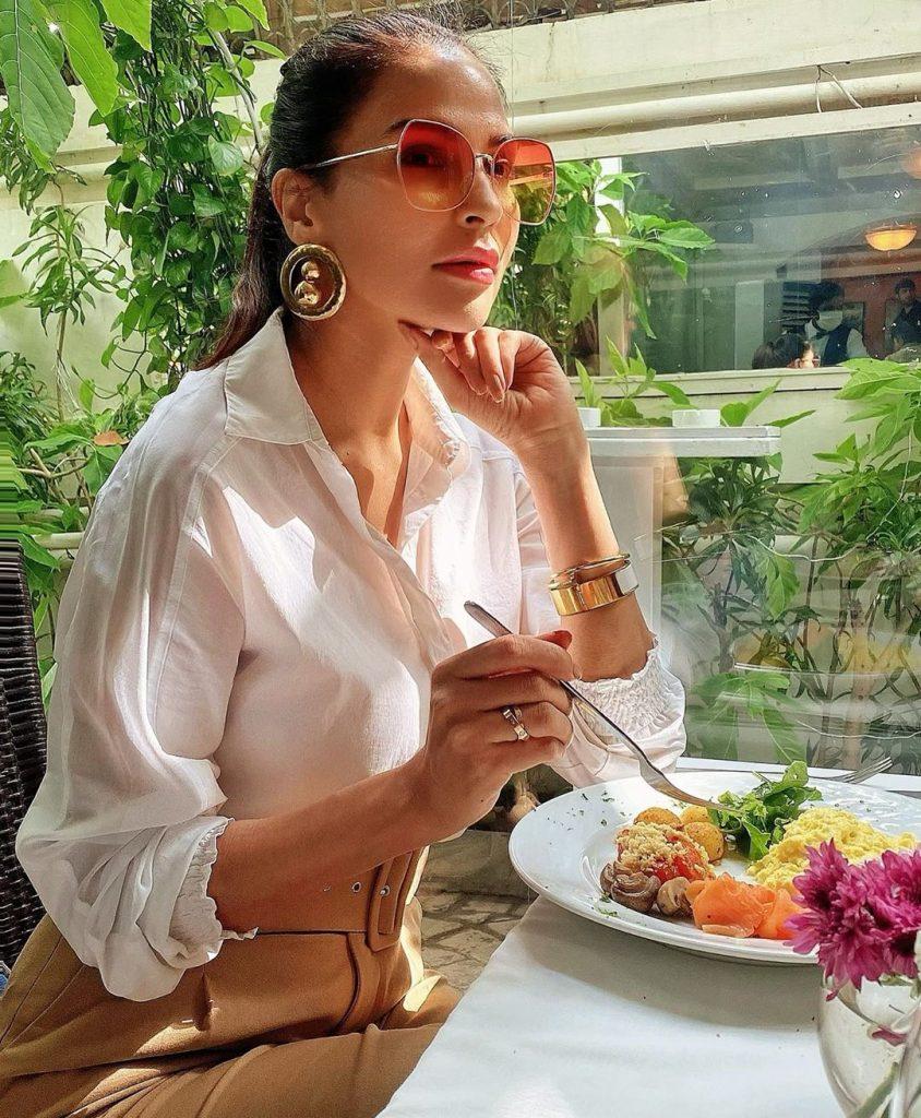 A look at Fouzia Aman's Fashion Style