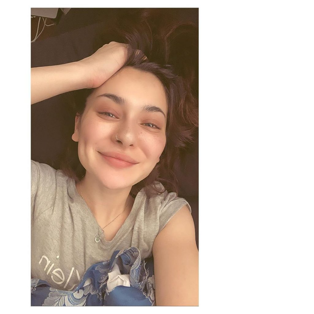 Most Visible Modes of Hania Aamir