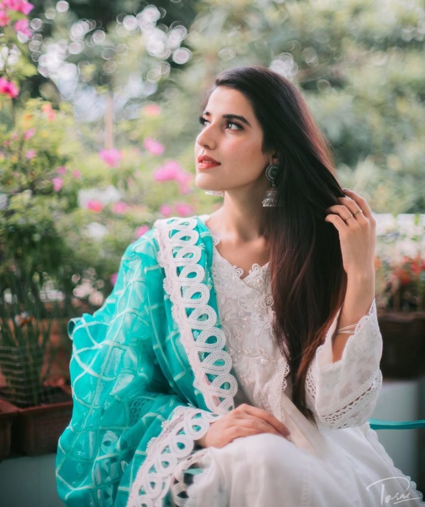 Hareem Farooq is a Perfect Example of Beauty