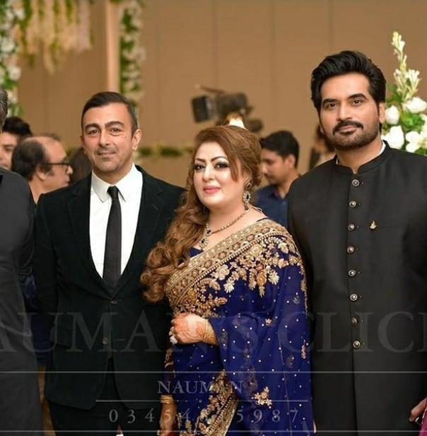 Salman Saeed Ties The Knot