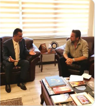 Engin Altan Duzyatan Is Visiting Pakistan Soon