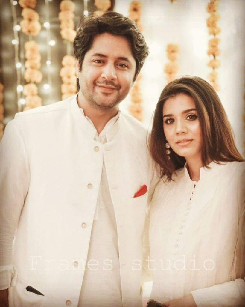 Kiran Ashfaq Recent Bridal Shoot.