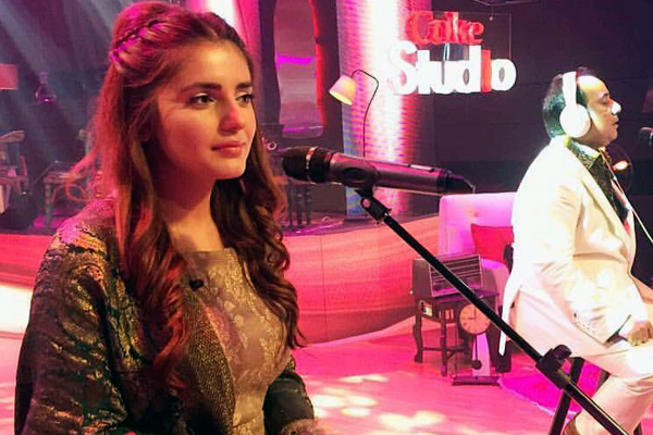 First Music Video Of Momina Mustehsan's Brother Haider Mushtehsan