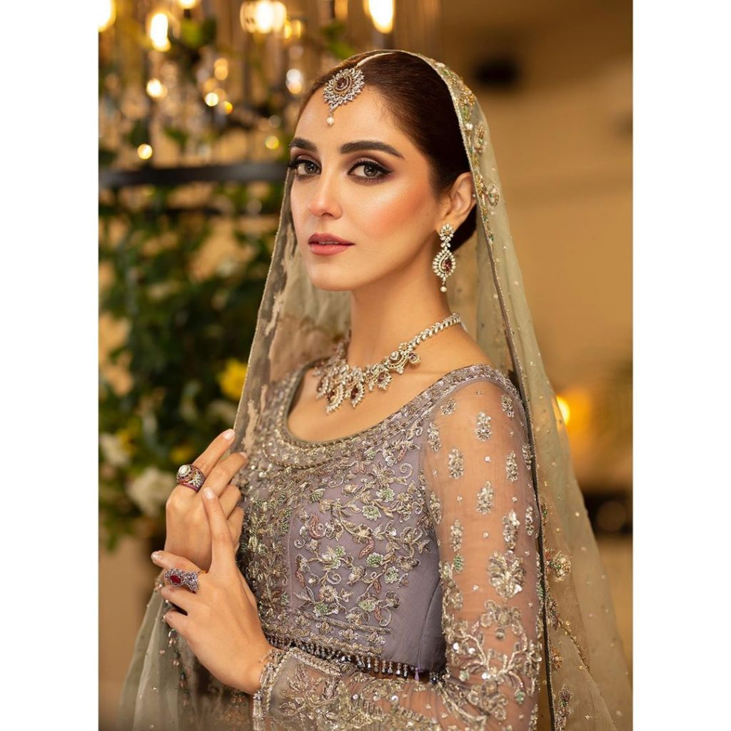 Best Festive Outfits of Maya Ali That Are Must to Check