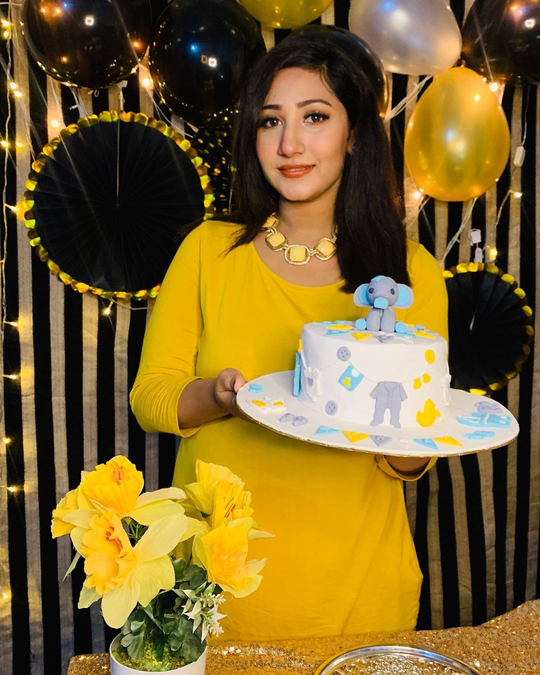 Actress Pari Hashmi Blessed with a Second Baby Boy - Adorable Pictures