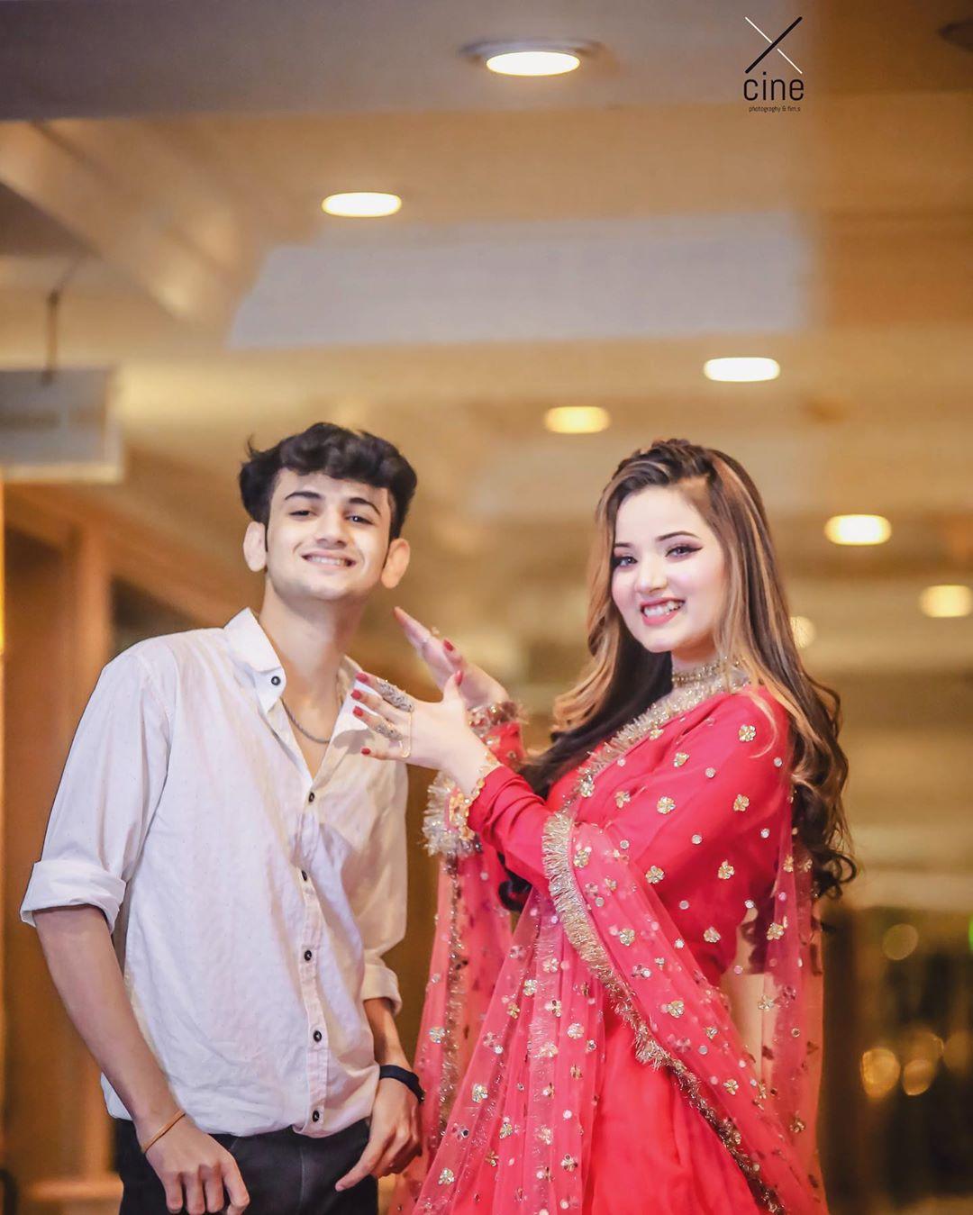 Actor Kashif Khan Daughter Rabeeca Khan Birthday Pictures