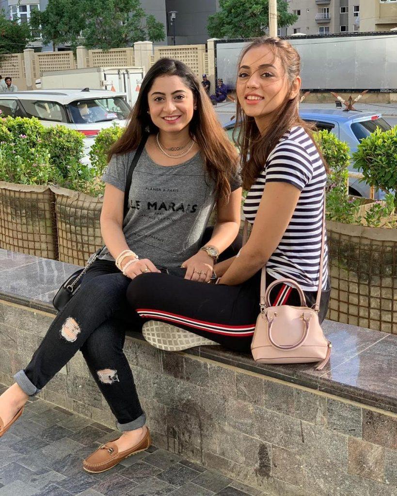 Maryam Noor And Rahma Khan Shares A Strong Friendship Bond