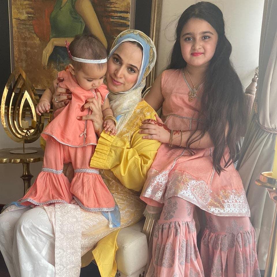 Noor Bukhari Celebrates Her Daughters Birthday