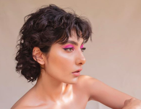 Latest Funky Photoshoot Featuring Eman Suleman
