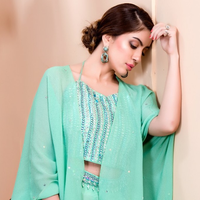 Latest Shoot Featuring Sadia Faisal