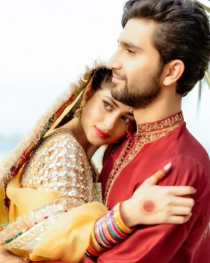 Is Sajal And Ahad's Relationship In Trouble?